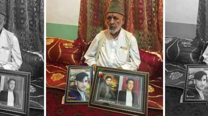 Parachinar tragedy: Father loses third son to terrorism