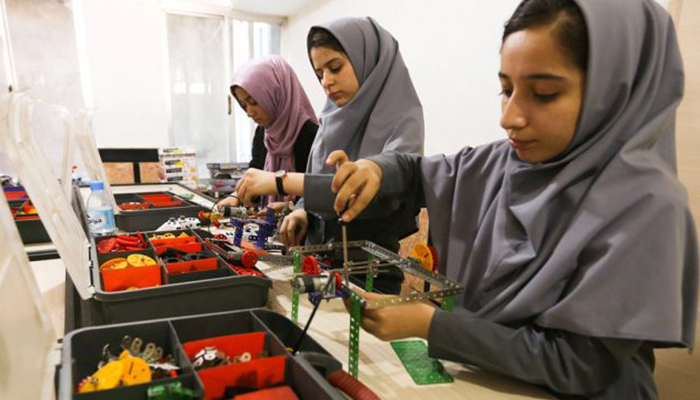 Robotics Team Arrives In Kabul To Get Last-Minute US Visas