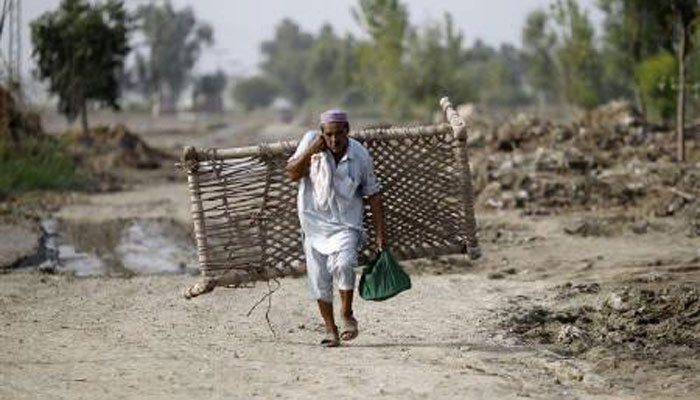 Climate change may bring disasters and deeper poverty to Asia