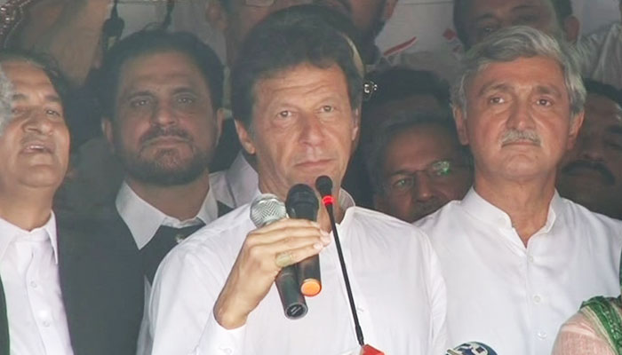 India considers Nawaz as ally, is concerned regarding his ouster: Imran