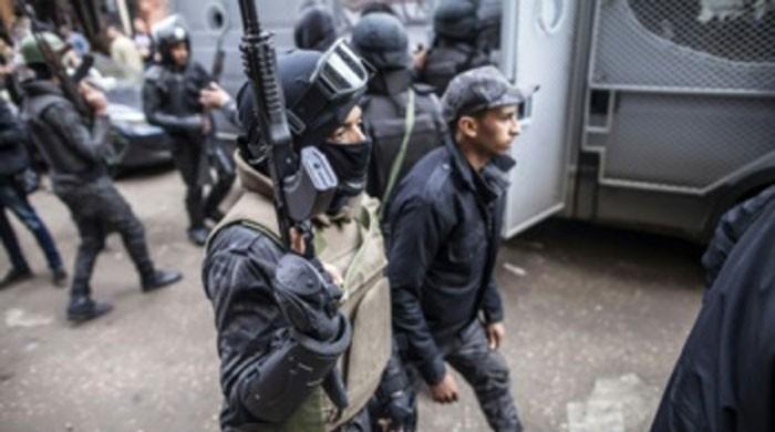 Ukrainians killed in Egypt attack on tourists