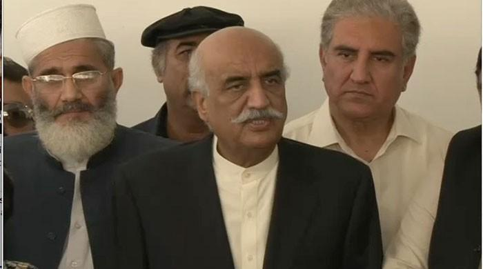Assemblies will complete their terms, opposition parties agree