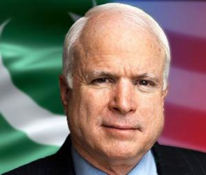 John McCain's changed stance on Pakistan