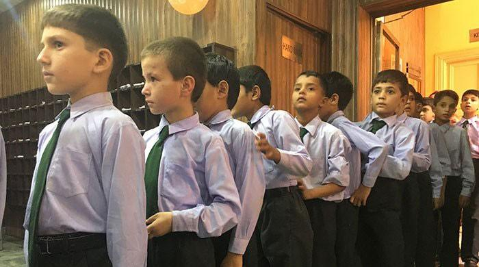 The children of Zamung Kor