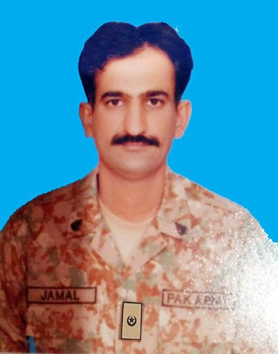 Major Jamal Sheran