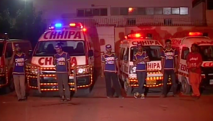 Two PSP workers gunned down in Karachi