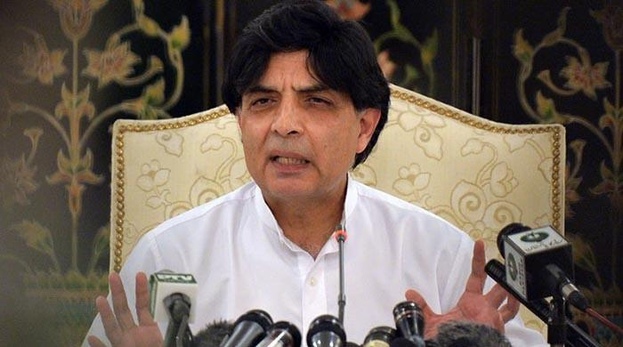 Why is Chaudhry Nisar unhappy?