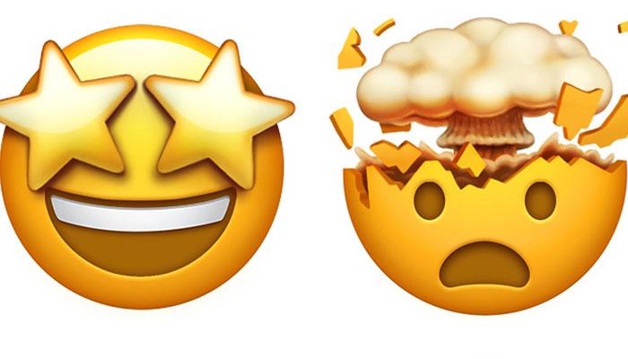 New emojis by Apple.-Apple
