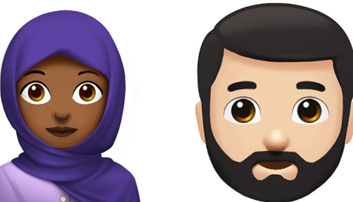 Apple's new emoji include breastfeeding mom, hijabi, bearded man