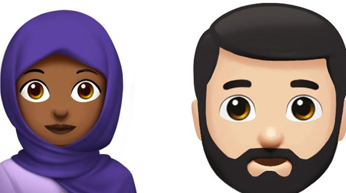 Apple unveils hijab, bearded man emojis