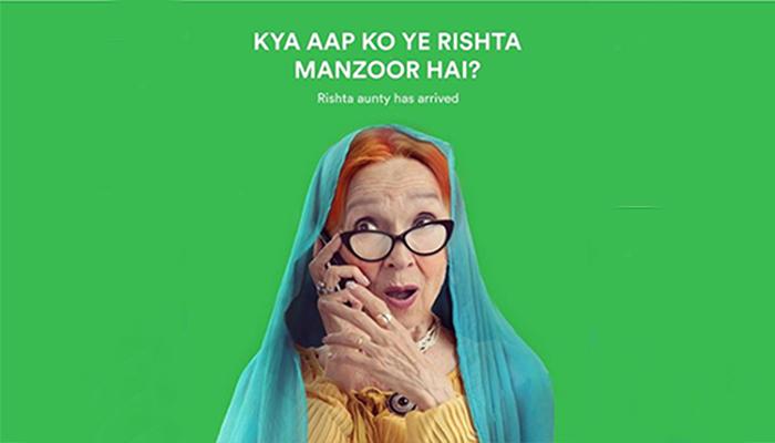 Careem has introduced a Rishta Aunty