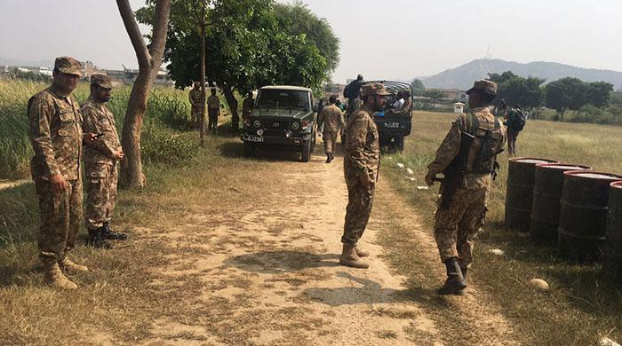 J&K: Soldier martyred in Pakistan firing