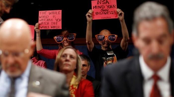 Silicon Valley mostly quiet in internet surveillance debate in Congress