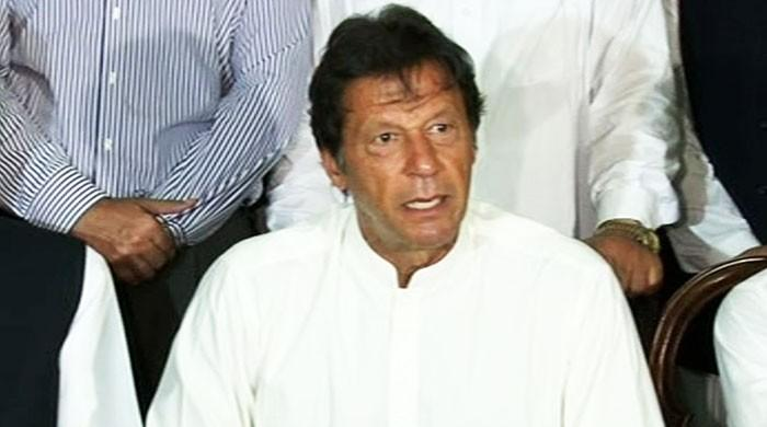 Not asking for resignation, Nawaz Sharif will soon be behind bars: Imran