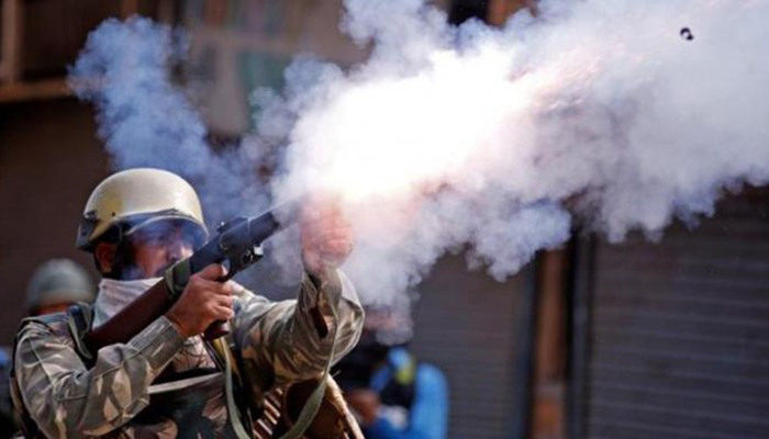 Curfew restrictions in parts of Srinagar