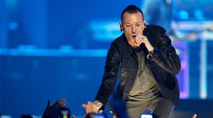 Linkin Park front man Chester Bennington, 41, dead in apparent suicide