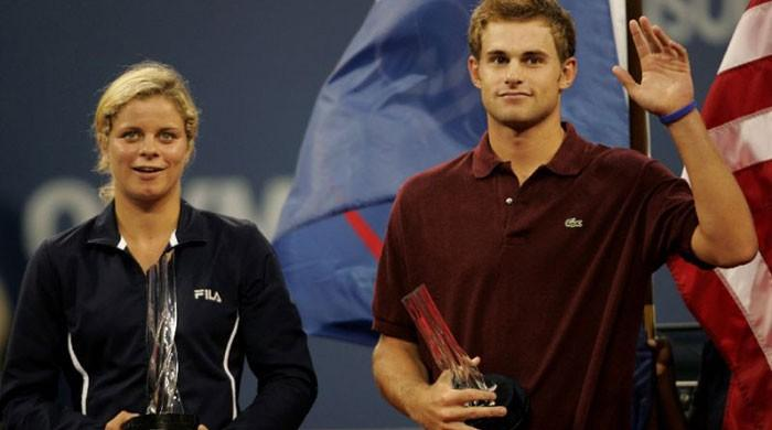 Roddick, Clijsters to be inducted into Tennis Hall of Fame
