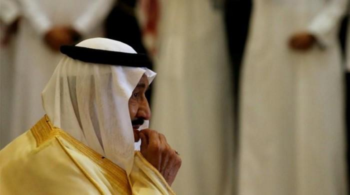 Saudi king overhauls security services following royal shakeup