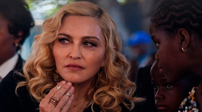 Judge will not allow auction of Madonna's personal items