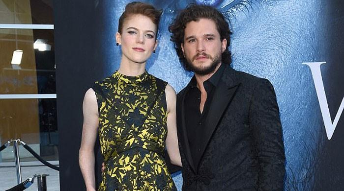 A Winter Wedding for Kit Harington and Rose Leslie?