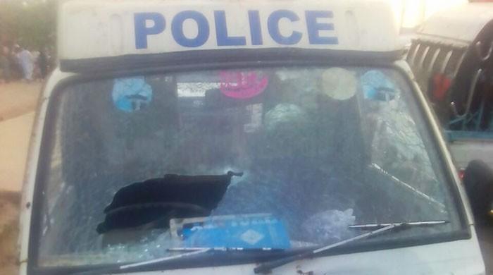 Three policemen martyred in Karachi gun attack