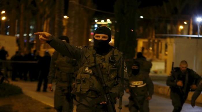 Palestinian shot dead in Jerusalem: Palestinian ministry