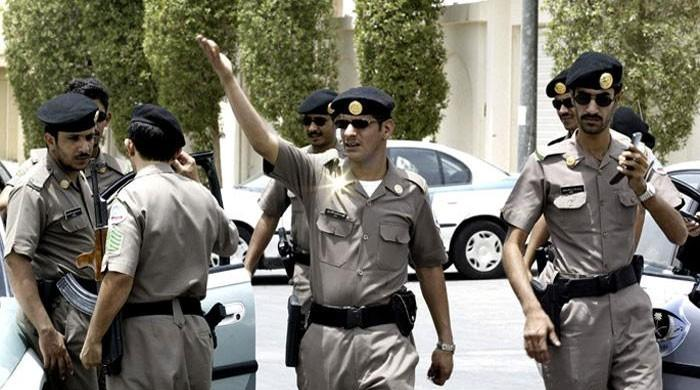 Saudi police kill three alleged terrorists