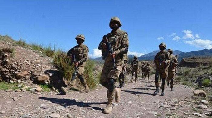 Solider martyred in Operation Khyber-4: ISPR