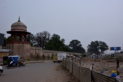The Shalimar Gardens also built during the Mughal era are protected under the Antiquities Act