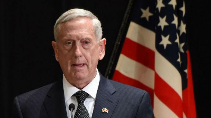Mattis says he believes Daesh chief Baghdadi is alive
