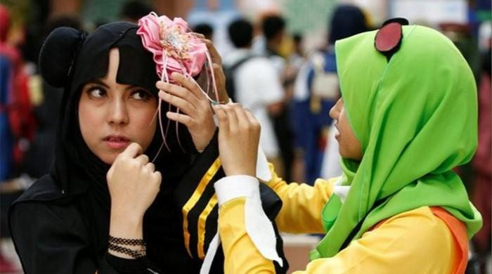 Hijab cosplay takes off as Muslim women embrace fan culture