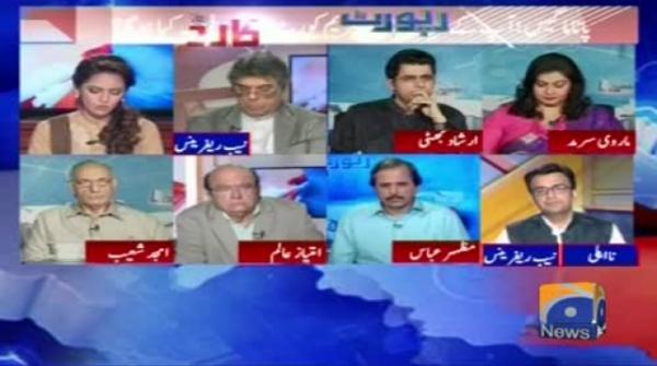 I don't see across the board accountability: Amjad Shoaib