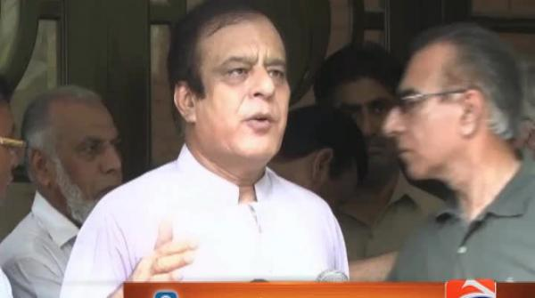 Robbers steal important docs from PTI leader Shibli Faraz's house 22-July-2017