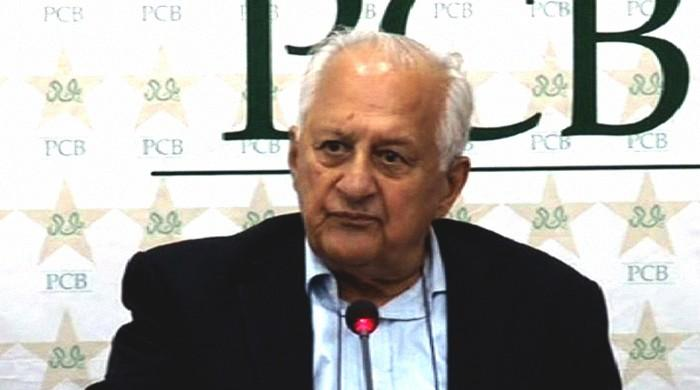 World Cup was last chance for Sana and co, says chairman PCB