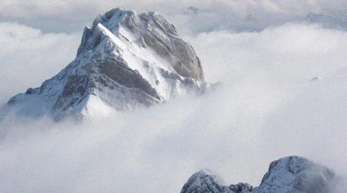 Swiss couple found on glacier after 75 years buried at last