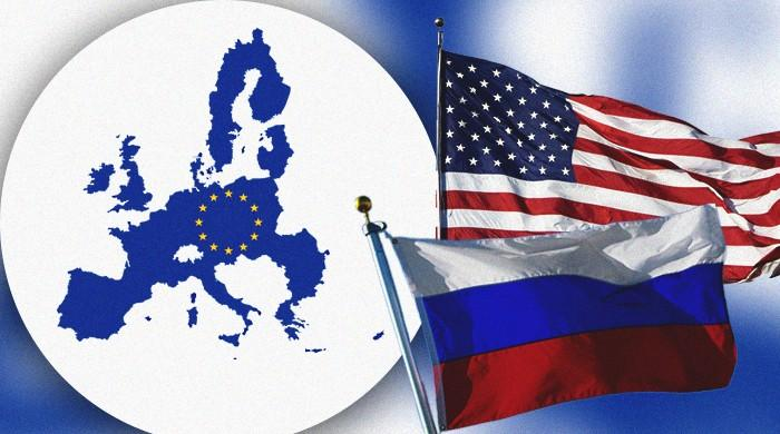EU sounds alarm, urges US to coordinate on Russia sanctions