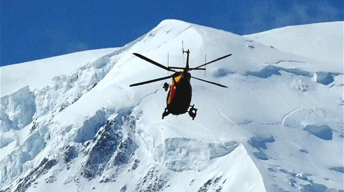 Austrian falls to death on Mont Blanc