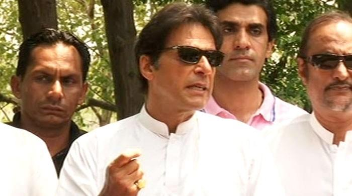 Imran condemns comparison with Sharifs in money trail case