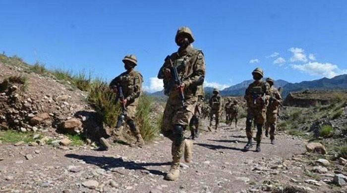 Army clears terrorist strongholds in Rajgal valley: ISPR