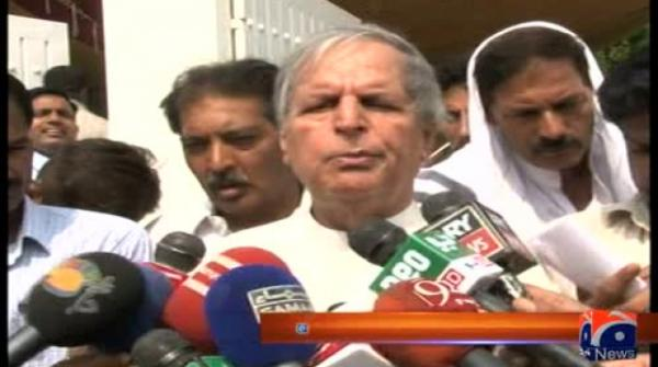Nisar won't leave PML-N: Javed Hashmi