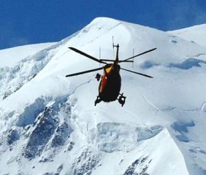 Austrian falls to death on Mont Blanc