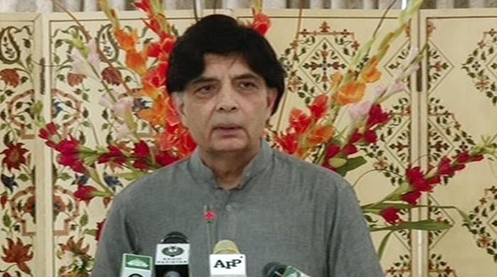 Will not discuss political matters in light of Lahore tragedy, says Nisar
