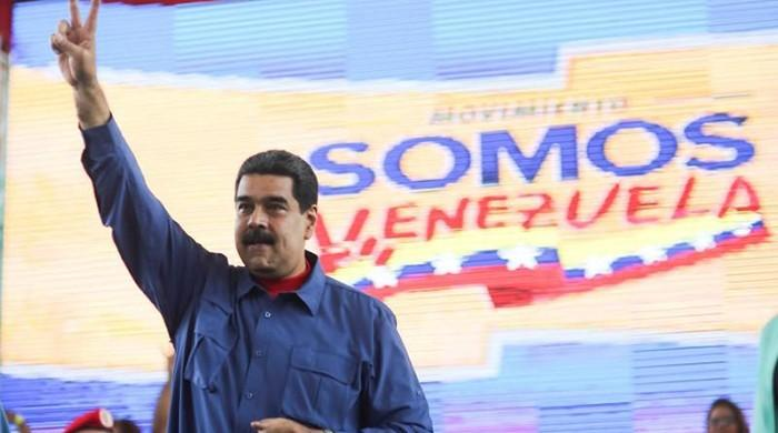 Venezuela congress going ahead despite 'imperial' threat: Maduro