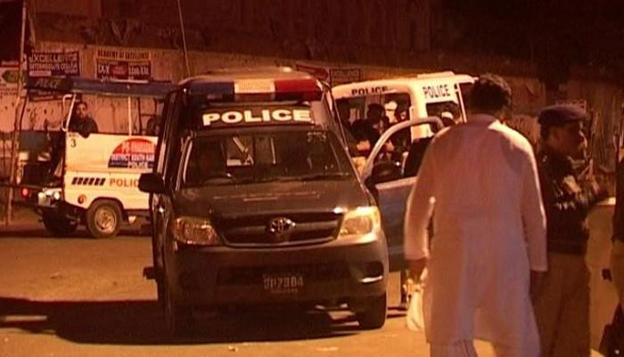 4 terrorists killed in Karachi encounter