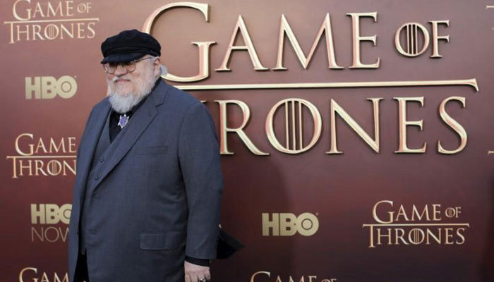 George RR Martin finally gives 'Game of Thrones' book update
