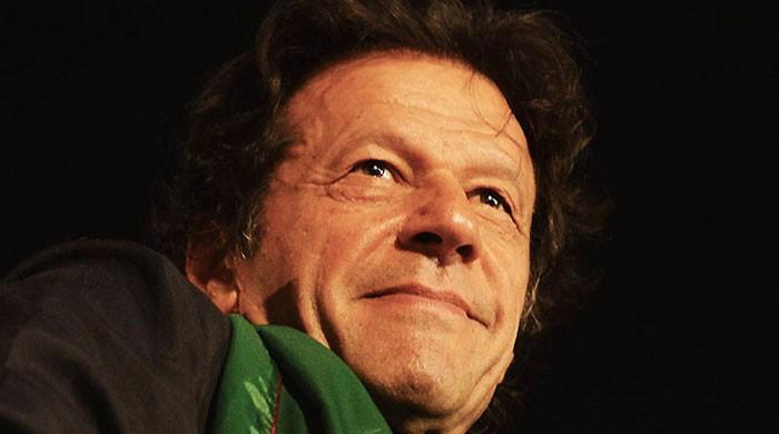 Imran Khan 'thanks Sharifs for false accusations' in money trail case