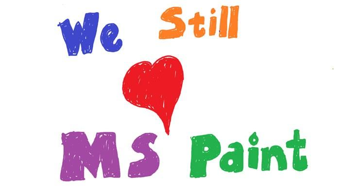 Microsoft Paint gets to live, saved by love of loyal users