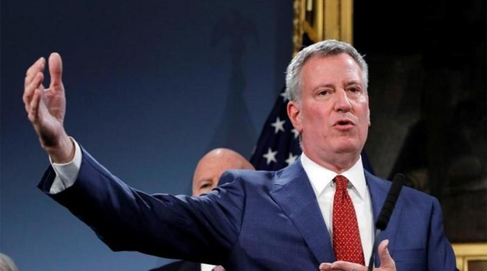 Fighting climate change can boost jobs, cut inequality: New York mayor