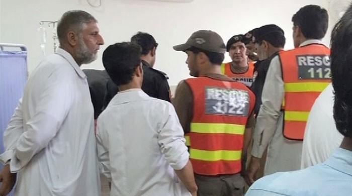 5 children injured in explosion near Swat school