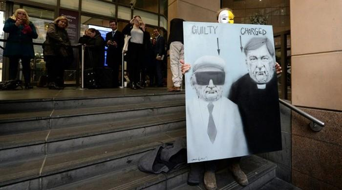 Cardinal Pell denies sexual abuse charges in Australian court